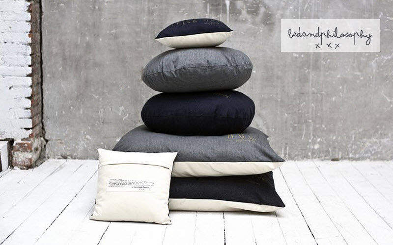 BED AND PHILOSOPHY Round cushion Pillows & pillow-cases Household Linen  |