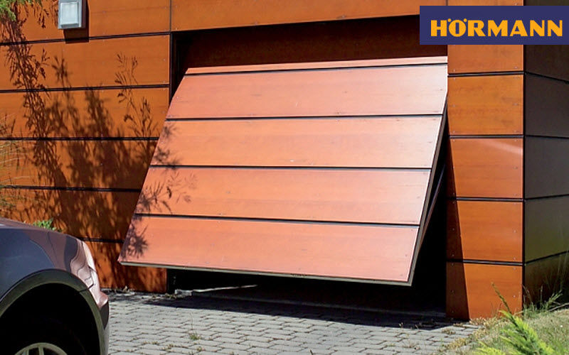 Hormann France Up-and-over garage door Garage doors Doors and Windows  |