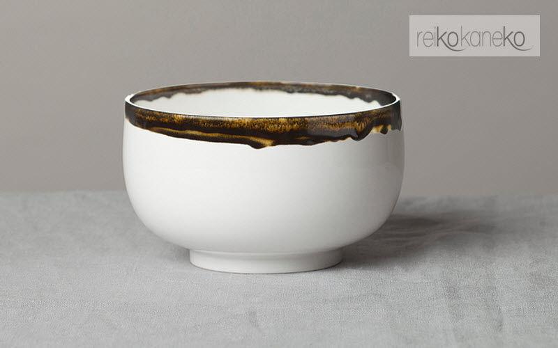 REIKO KANEKO Cream soup cup and saucer Bowls Crockery  |