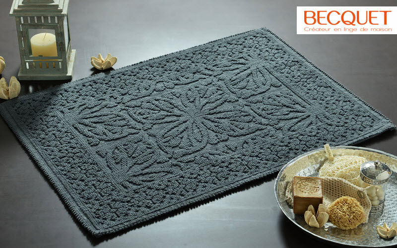 Becquet Bathmat Bathroom linen Bathroom Accessories and Fixtures  |