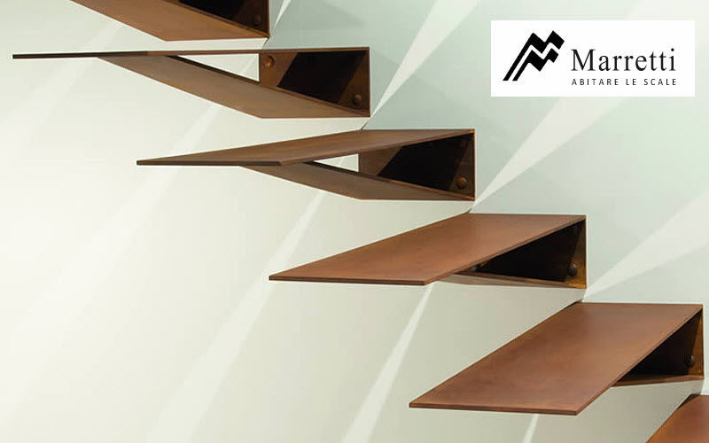 MARRETTI Suspended staircase Stairs and ladders House Equipment  |