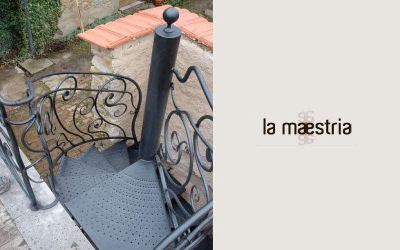 LA MAESTRIA Outside staircase Stairs and ladders House Equipment  |