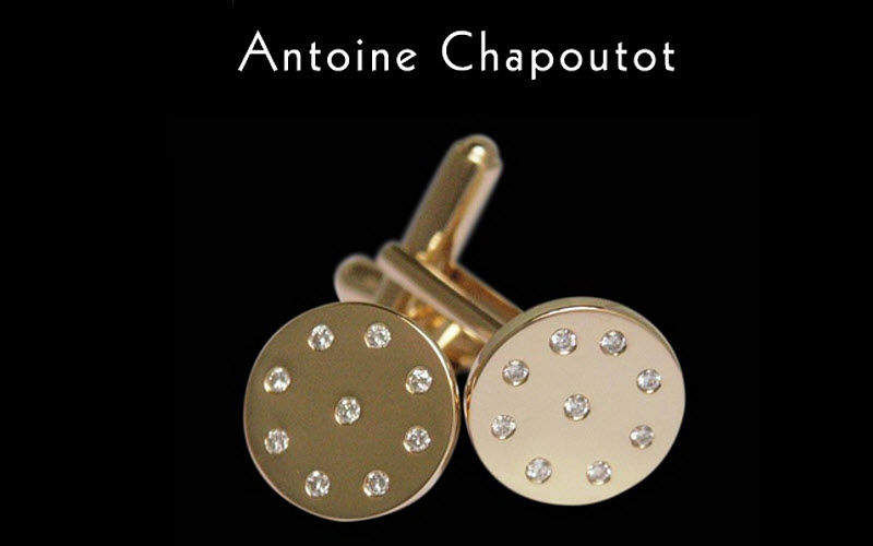 ANTOINE CHAPOUTOT Cufflink Jewelry Beyond decoration  |