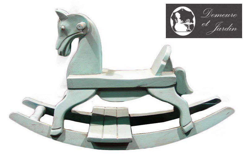 Demeure et Jardin Rocking Horse Various toys and games Games and Toys  |