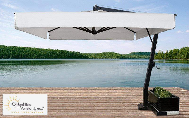 OMBRELLIFICIO VENETO Offset umbrella Shade and arbours Garden Furniture  |