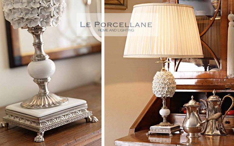 Le Porcellane Table lamp Lamps Lighting : Indoor  |