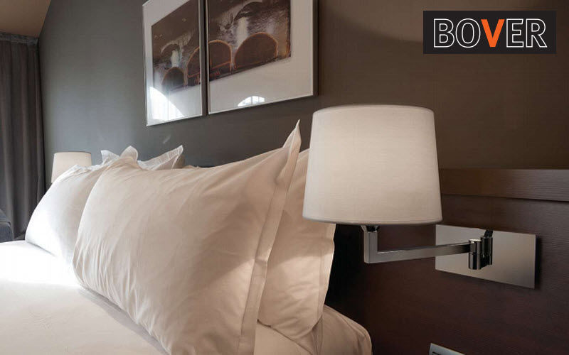 Bover Bedside wall lamp Interior wall lamps Lighting : Indoor  |