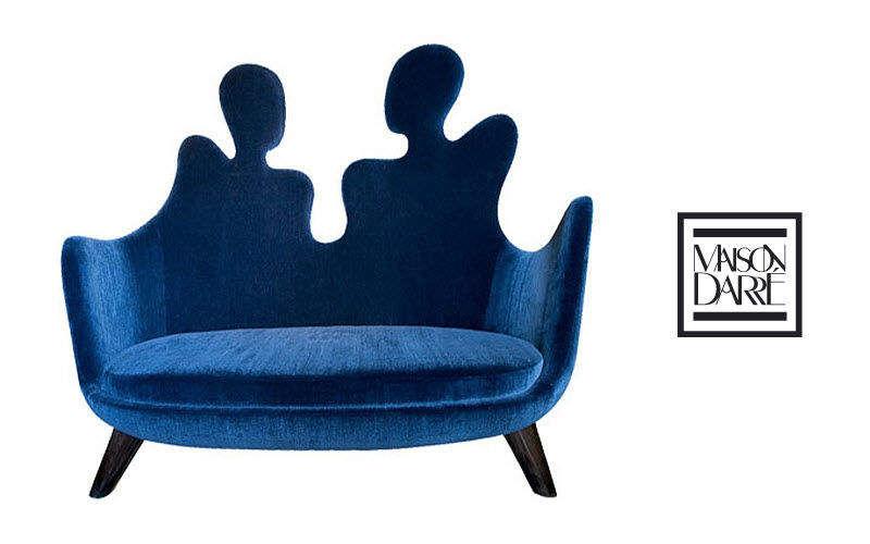 MAISON DARRE 2-seater Sofa Sofas Seats & Sofas  | Eclectic