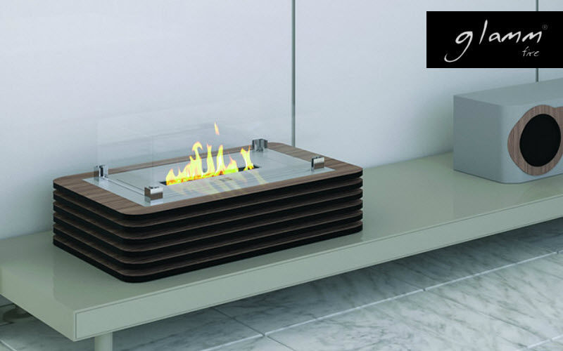GLAMM FIRE Bioethanol fireplace Fireplaces Fireplace  |