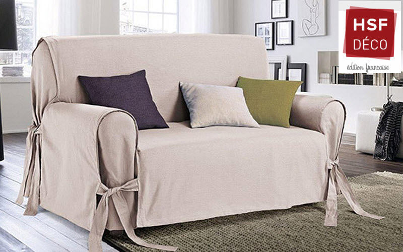 HOME STYLE FRANCE Sofa cover Furniture covers Household Linen   