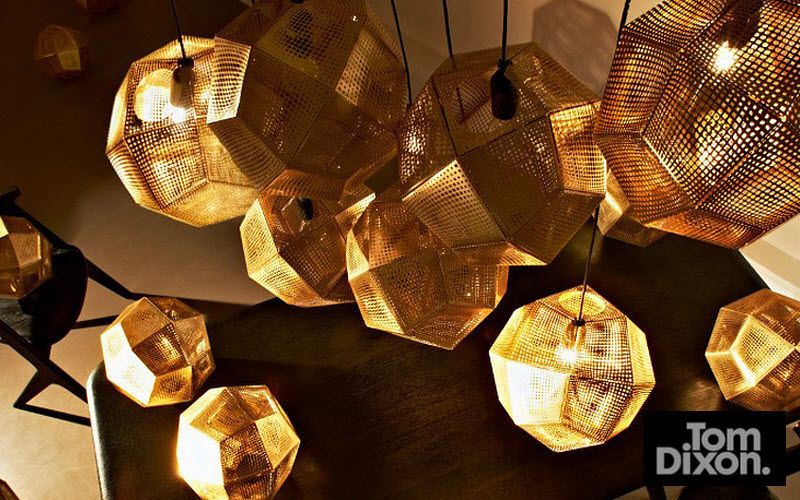 Tom Dixon Multi-light pendant Chandeliers & Hanging lamps Lighting : Indoor  |