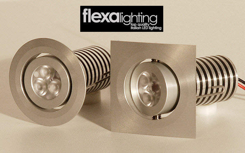 Flexa lighting Adjustable recessed light Lights spots Lighting : Indoor  |