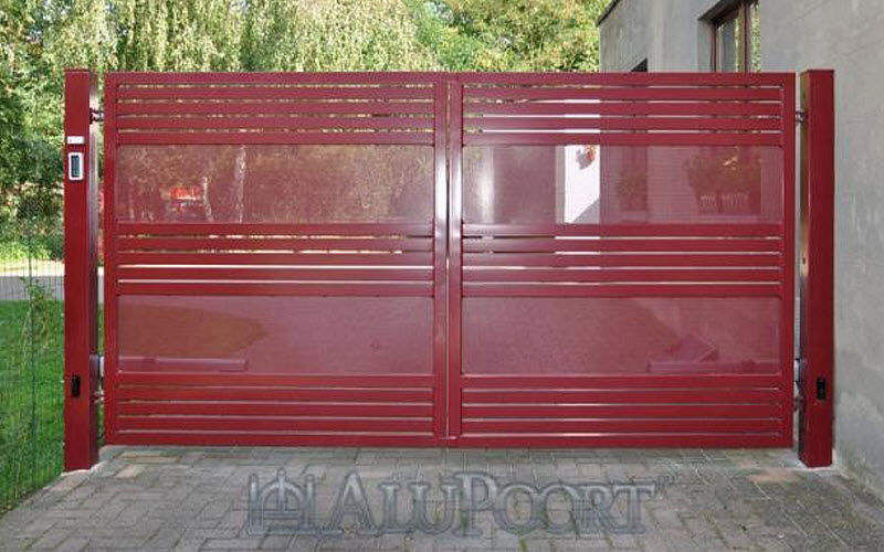 ALUPOORT Casement gate Gates and entrances Garden Gazebos Gates...  |