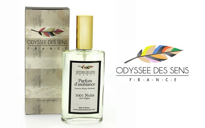 ODYSSEE DES SENS Perfume dispenser Scents Flowers and Fragrances  |