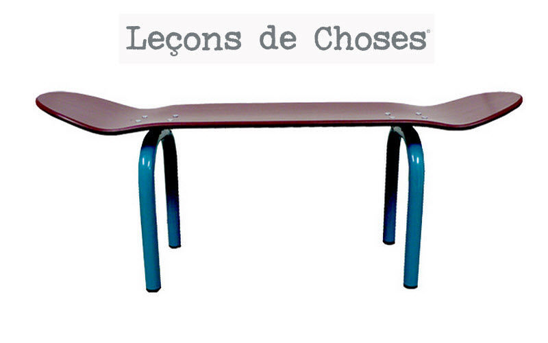 leçons de choses Children's bench Seats (Children) Children's corner  |