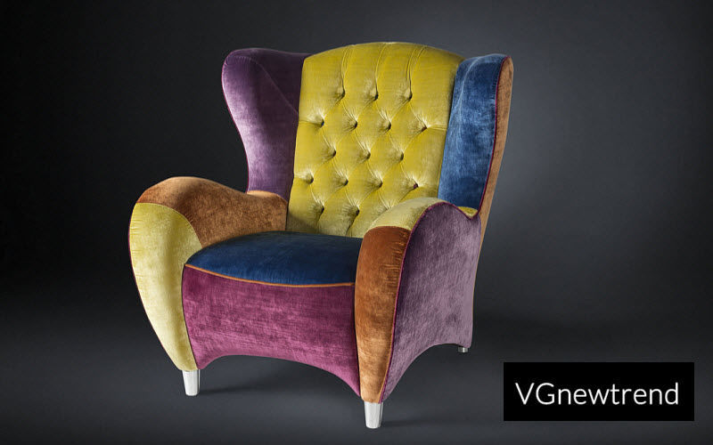 VGnewtrend Armchair with headrest Armchairs Seats & Sofas  |