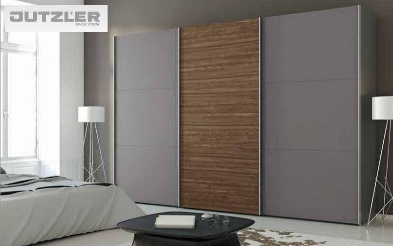 JUTZLER Wardrobe with sliding doors Wardrobe Storage  |
