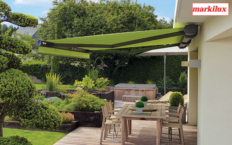 markilux Patio Awning Outdoor Blinds Doors and Windows Balcony-Terrace | Cottage