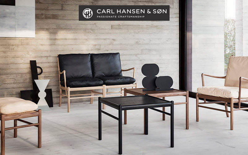 Carl Hansen & Son Lounge suite Drawing rooms Seats & Sofas  |