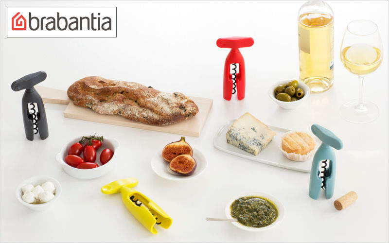 Brabantia Corkscrew Wine accessories Tabletop accessories  |