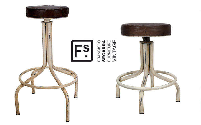 FRANCISCO SEGARRA Bar stool Footstools and poufs Seats & Sofas  | Cottage