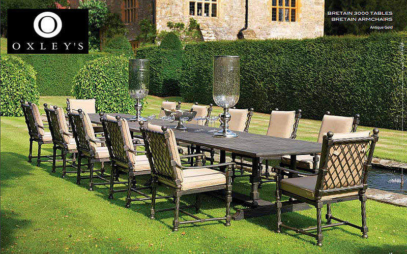 Oxley's Outdoor dining room Garden tables Garden Furniture Garden-Pool | Cottage