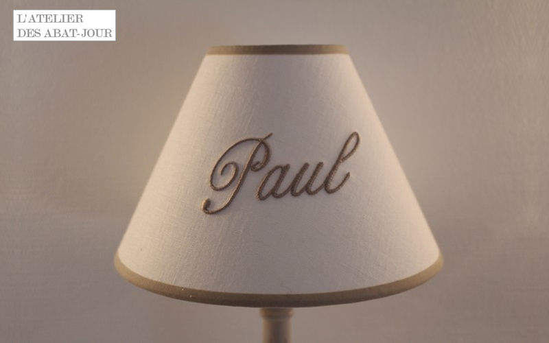 Abat-jour Cone-shaped lampshade Lampshades Lighting : Indoor  |