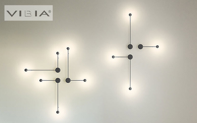 VIBIA Wall lamp Interior wall lamps Lighting : Indoor  |