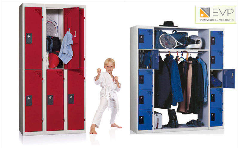 EVP Sports locker Cupboards and storage Office   