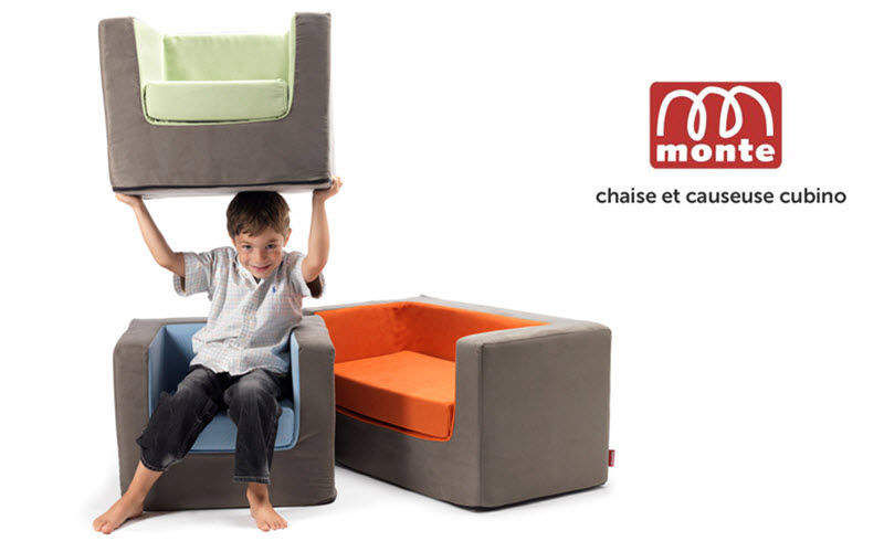 MONTE DESIGN Children's armchair Seats (Children) Children's corner  |