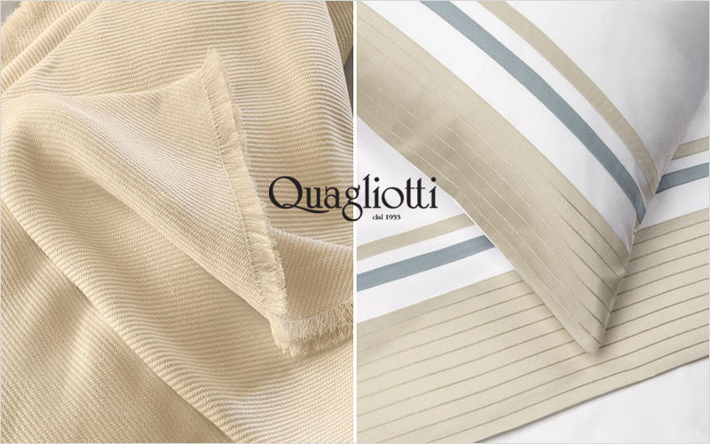 Quagliotti Quilted blanket Bedclothes Household Linen  |