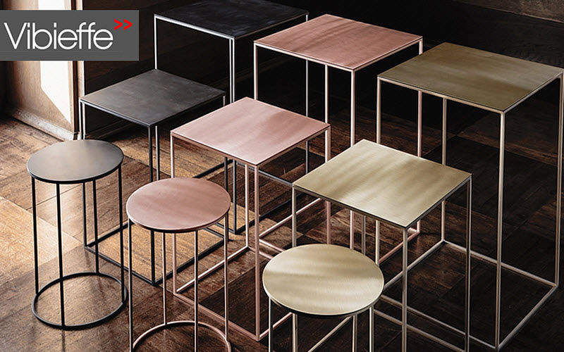 Vibieffe Pedestal Occasional table Tables and Misc.  |