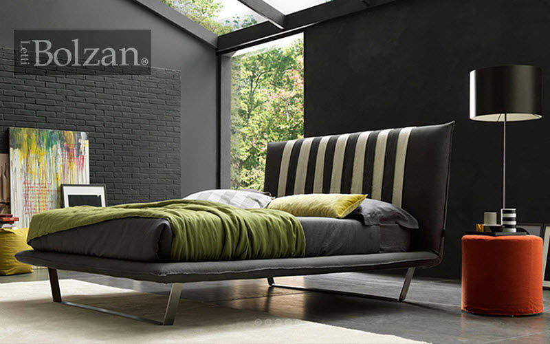 BOLZAN Letti Double bed Double beds Furniture Beds Bedroom | Design Contemporary