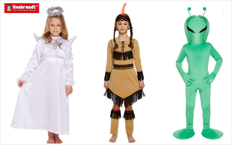 HENBRANDT Costume Disguises Games and Toys  |