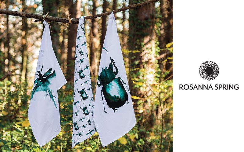 ROSANNA SPRING Tea towel Kitchen linen Household Linen  |