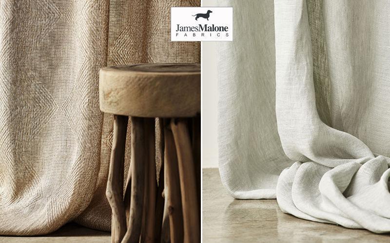 JAMES MALONE FABRICS Fabric by the metre Furnishing fabrics Curtains Fabrics Trimmings   