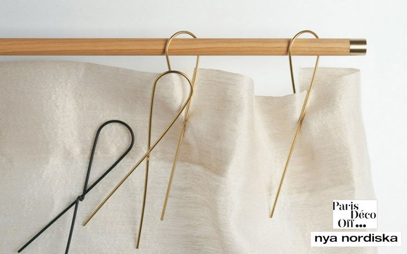 Nya Nordiska Curtain fastener Rods & accessories Curtains Fabrics Trimmings  |