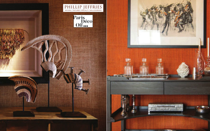 Phillip Jeffries Wall covering Wall Coverings Walls & Ceilings   