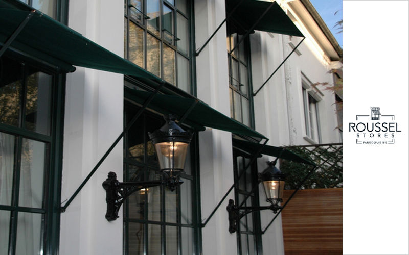 Roussel Stores Patio Awning Outdoor Blinds Doors and Windows  |