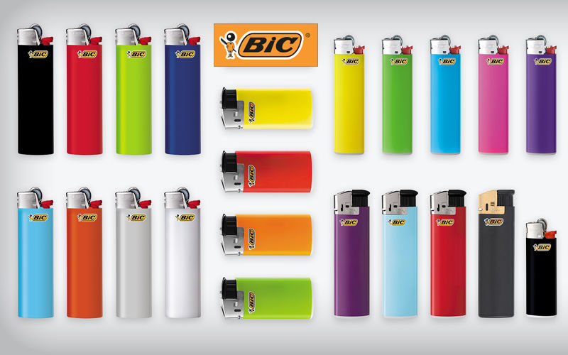 Bic Lighter Office supplies Stationery - Office Accessories  |