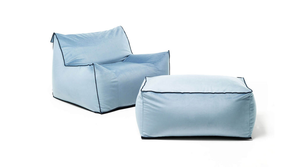SKITSCH Armchair and floor cushion Armchairs Seats & Sofas  |