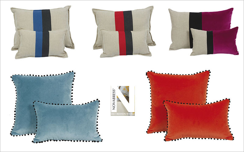 Novabresse Square Cushion Pillows & pillow-cases Household Linen  |