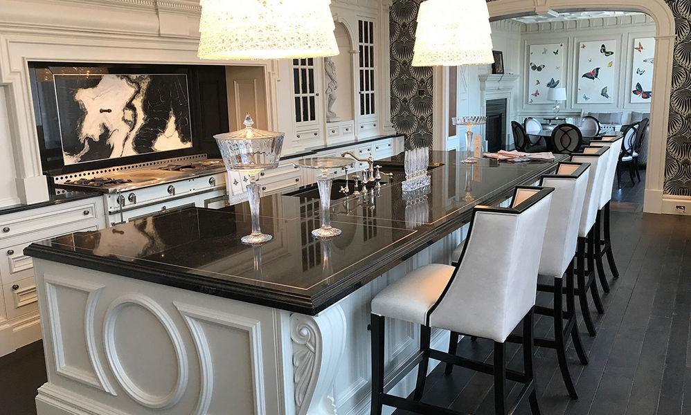 Clive Christian Kitchen island Kitchen furniture Kitchen Equipment  |