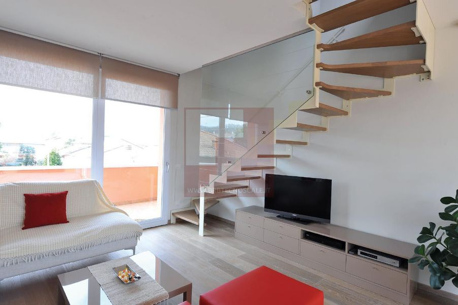 TECNOSCALE Two quarter turn staircase Stairs and ladders House Equipment  |