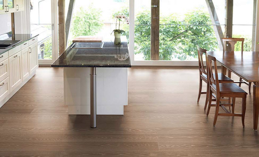 ADMONTER Wooden floor Parquet floors Flooring  |