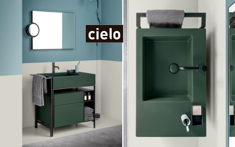 CIELO Vanity unit Bathroom furniture Bathroom Accessories and Fixtures  |