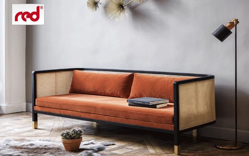 RED EDITION 2-seater Sofa Sofas Seats & Sofas  |