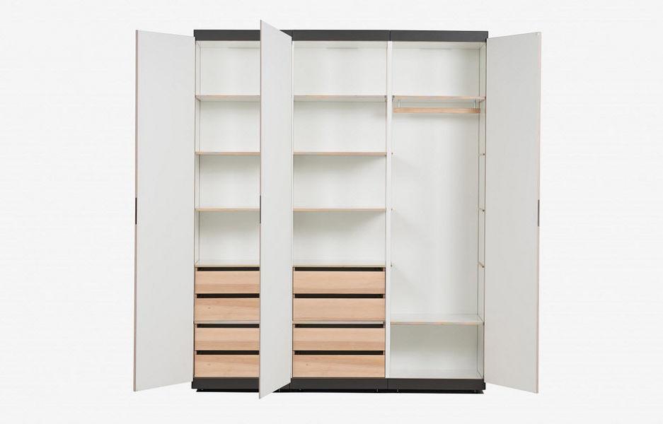 Moormann Linen cabinet Wardrobe Storage  |