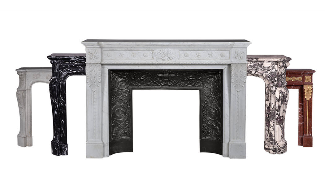 GALERIE MARC MAISON Open fireplace Fireplaces Fireplace  |