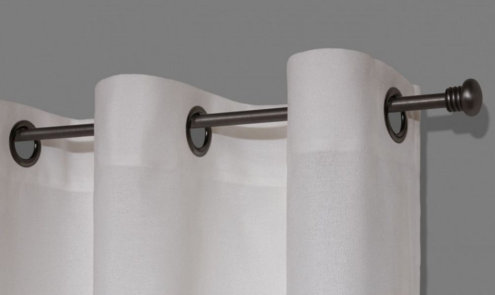 Boulet Curtain rail Rods & accessories Curtains Fabrics Trimmings  |